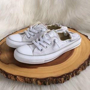 Converse cinch back sneakers